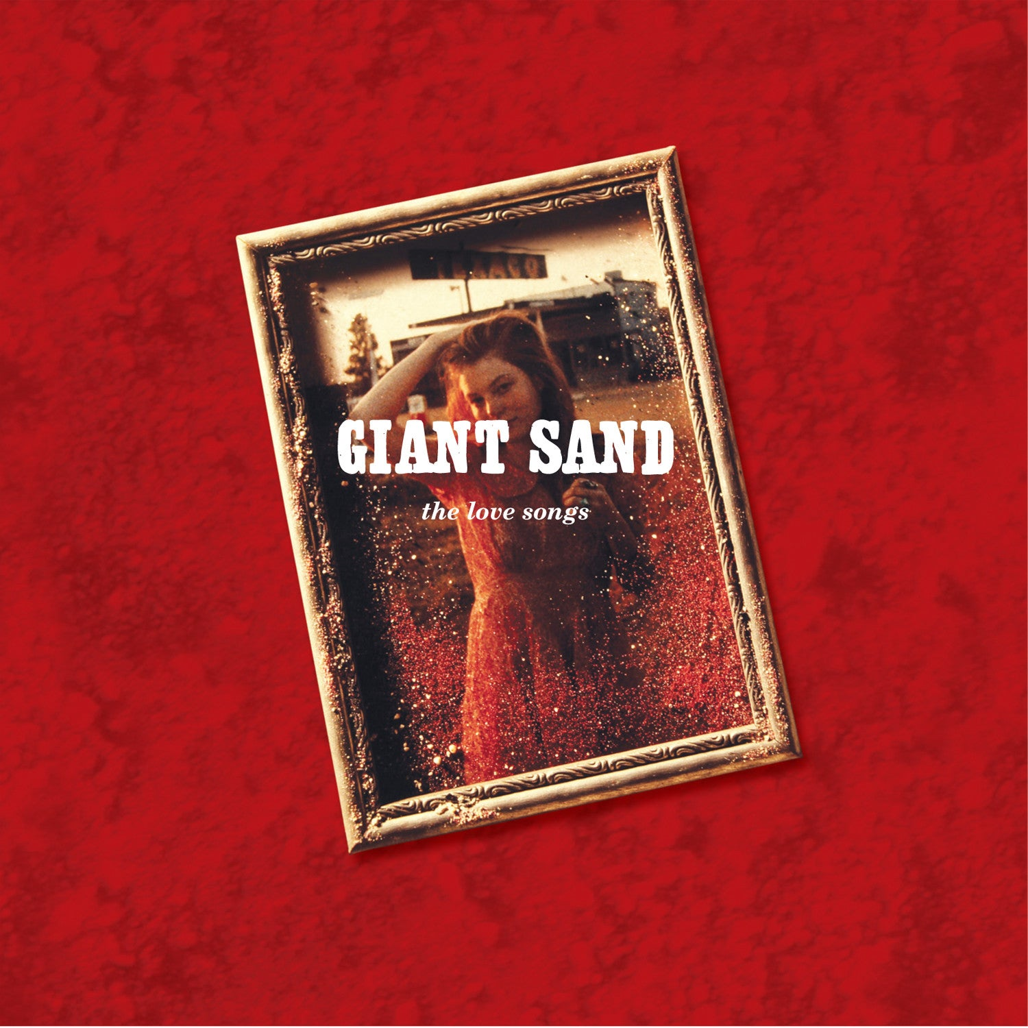 GIANT SAND-THE LOVE SONGS LP *NEW*