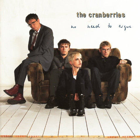 CRANBERRIES THE-NO NEED TO ARGUE CD VG