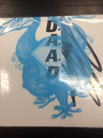 DEAD AS A DODO-UGLY BABE 7 INCH *NEW*