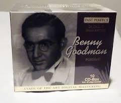 GOODMAN BENNY-PORTRAIT 10CD BOXSET *NEW*