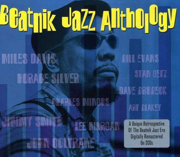 BEATNIK JAZZ ANTHOLOGY-VARIOUS ARTISTS 2CD VG