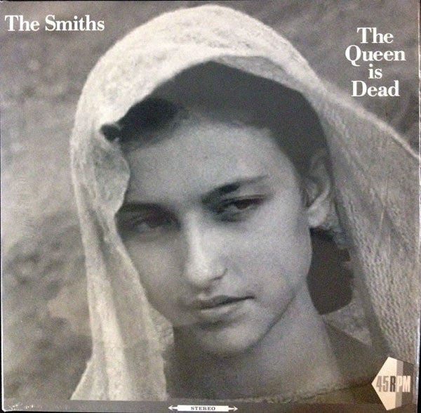 "SMITHS THE-THE QUEEN IS DEAD 12"" LP *NEW*"