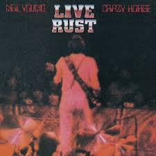 YOUNG NEIL & CRAZY HORSE-LIVE RUST 2LP *NEW*