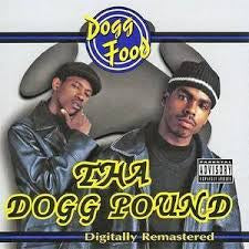 DOGG POUND THA-DOGG FOOD BLUE VINYL 2LP *NEW*