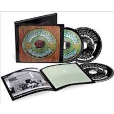GRATEFUL DEAD-AMERICAN BEAUTY 50TH ANNIVERSARY DELUXE EDITION 3CD *NEW*