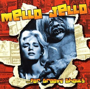 MELLO JELLO-FOR GROOVY GHOULS VARIOUS ARTISTS CD *NEW*
