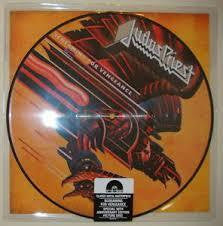 JUDAS PRIEST-SCREAMING FOR VENGEANGE PICTURE DISC LP *NEW*