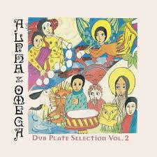 ALPHA & OMEGA-DUB PLATE SELECTION VOL.2 LP *NEW*