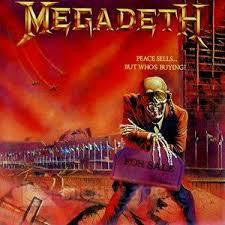 MEGADETH-PEACE SELLS BUT WHO'S BUYING CD *NEW*