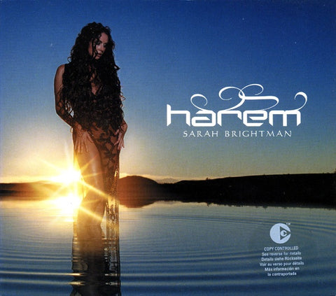 BRIGHTMAN SARAH-HAREM CD+DVD VG