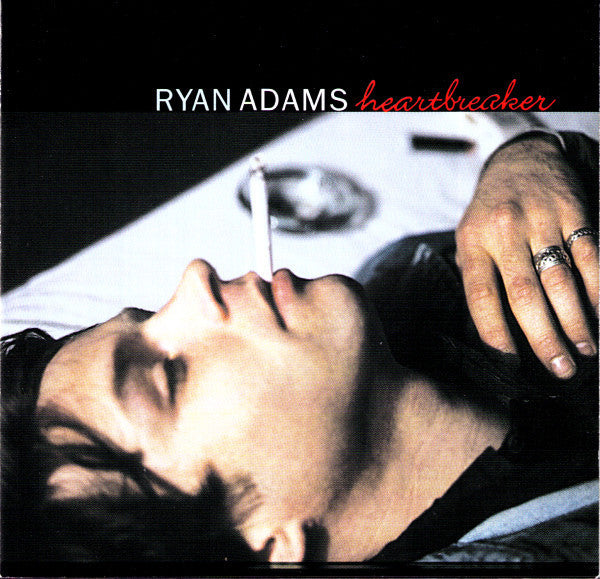 ADAMS RYAN-HEARTBREAKER CD VG