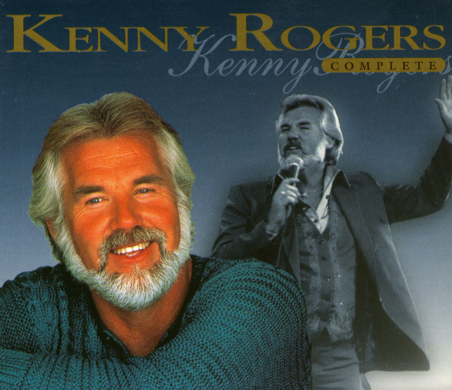 ROGERS KENNY-COMPLETE KENNY ROGERS 5CD VG | RELICS MUSIC