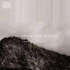 NAKED AND FAMOUS THE-PASSIVE ME AGGRESSIVE YOU B-SIDES LP *NEW*