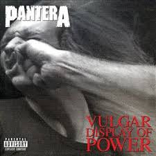 PANTERA-VULGAR DISPLAY OF POWER 2LP *NEW*