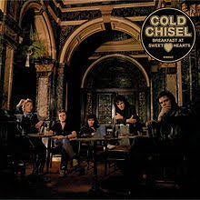 COLD CHISEL-BREAKFAST AT SWEETHEARTS LP EX COVER VG+
