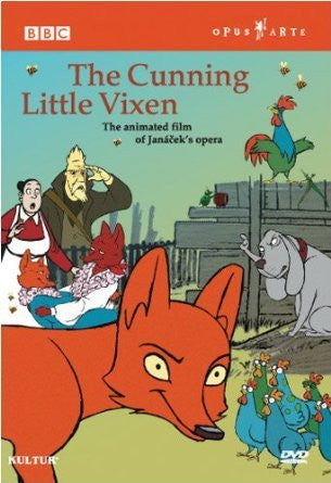 JANACEK LEOS-THE CUNNING LITTLE VIXEN DVD *NEW*