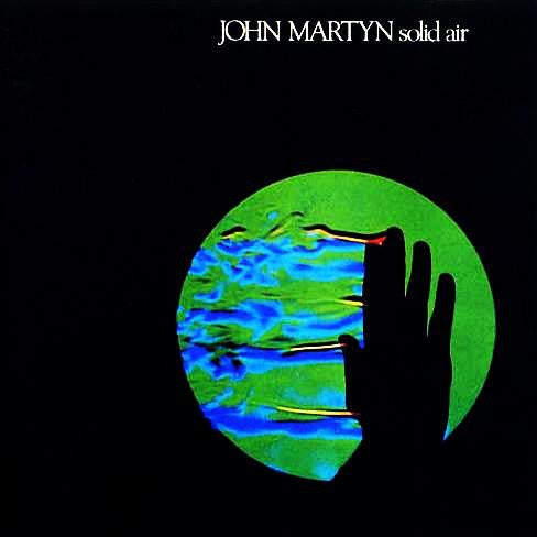 MARTYN JOHN-SOLID AIR CD VG