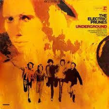 ELECTRIC PRUNES THE-UNDERGROUND LP EX COVER EX