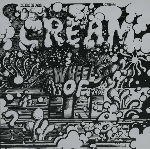 CREAM-WHEELS OF FIRE 2LP *NEW*