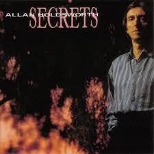 HOLDSWORTH ALLAN-SECRETS LP VG+ COVER VG+