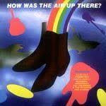 HOW WAS THE AIR UP THERE-VARIOUS ARTISTS CD VG