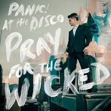 PANIC! AT THE DISCO-PRAY FOR THE WICKED CD *NEW*