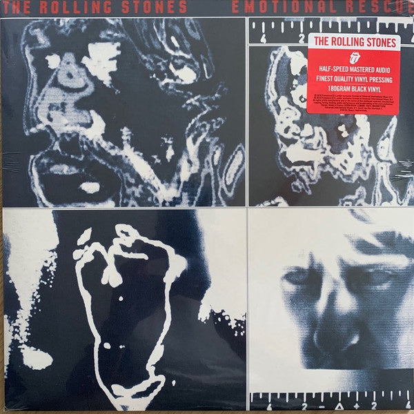ROLLING STONES THE-EMOTIONAL RESCUE LP *NEW*
