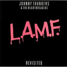 THUNDERS JOHNNY & THE HEARTBREAKERS-L.A.M.F. REVISTED LP EX COVER VG+