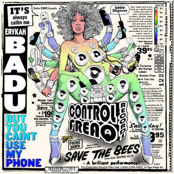 BADU ERYKAH-BUT YOU CAINT USE MY PHONE *NEW*