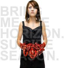 BRING ME THE HORIZON-SUICIDE SILENCE LP *NEW*
