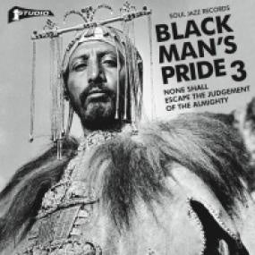 BLACK MAN'S PRIDE 3-VARIOUS ARTISTS 2LP *NEW*