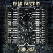 FEAR FACTORY-DIGIMORTAL CD VG