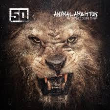 50 CENT-ANIMAL AMBITION 2LP NM COVER EX