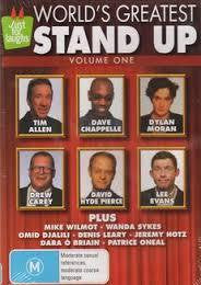 WORLDS GREATEST STAND UP VOL 1 REGION ALL DVD M