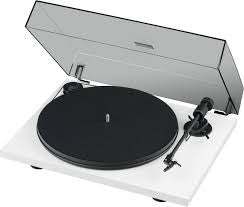 PROJECT-PRIMARY E TURNTABLE WHITE *NEW*