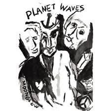 DYLAN BOB-PLANET WAVES  LP VG COVER VG