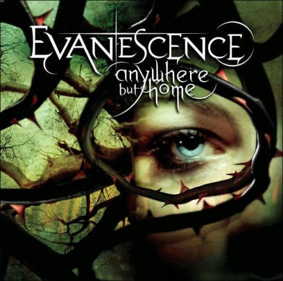 EVANESCENCE-ANYWHERE BUT HOME 2CD *NEW*