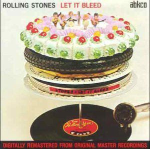 ROLLING STONES THE-LET IT BLEED CD VG