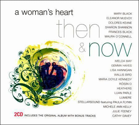 A WOMANS HEART-THEN AND NOW 2CDS *NEW*