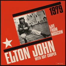 JOHN ELTON WITRH RAY COOPER-LIVE FROM MOSCOW 2CD *NEW*