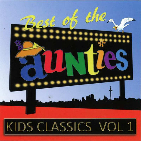 AUNTIES THE-BEST OF THE AUNTIES VOL. 1 CD *NEW*