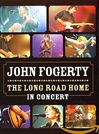 FOGERTY JOHN-THE LONG ROAD HOME DVD VG+