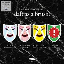 "ART OF NOISE-DAFT AS A BRUSH 4X12"" BOX SET *NEW*"