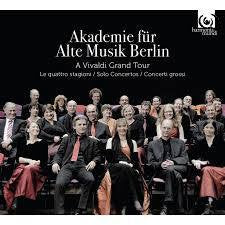 AKADEMIE FUR ALTE MUSIK BERLIN-A VIVALDI GRAND TOUR 3CD *NEW*