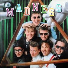 MADNESS-MADNESS LP EX COVER VG+