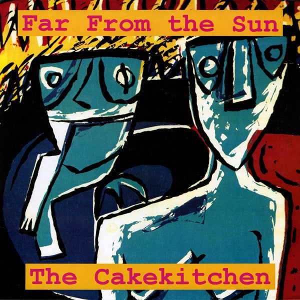 CAKEKITCHEN THE-FAR FROM THE SUN CD *NEW*