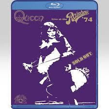 QUEEN-LIVE AT THE RAINBOW '74 BLURAY *NEW*