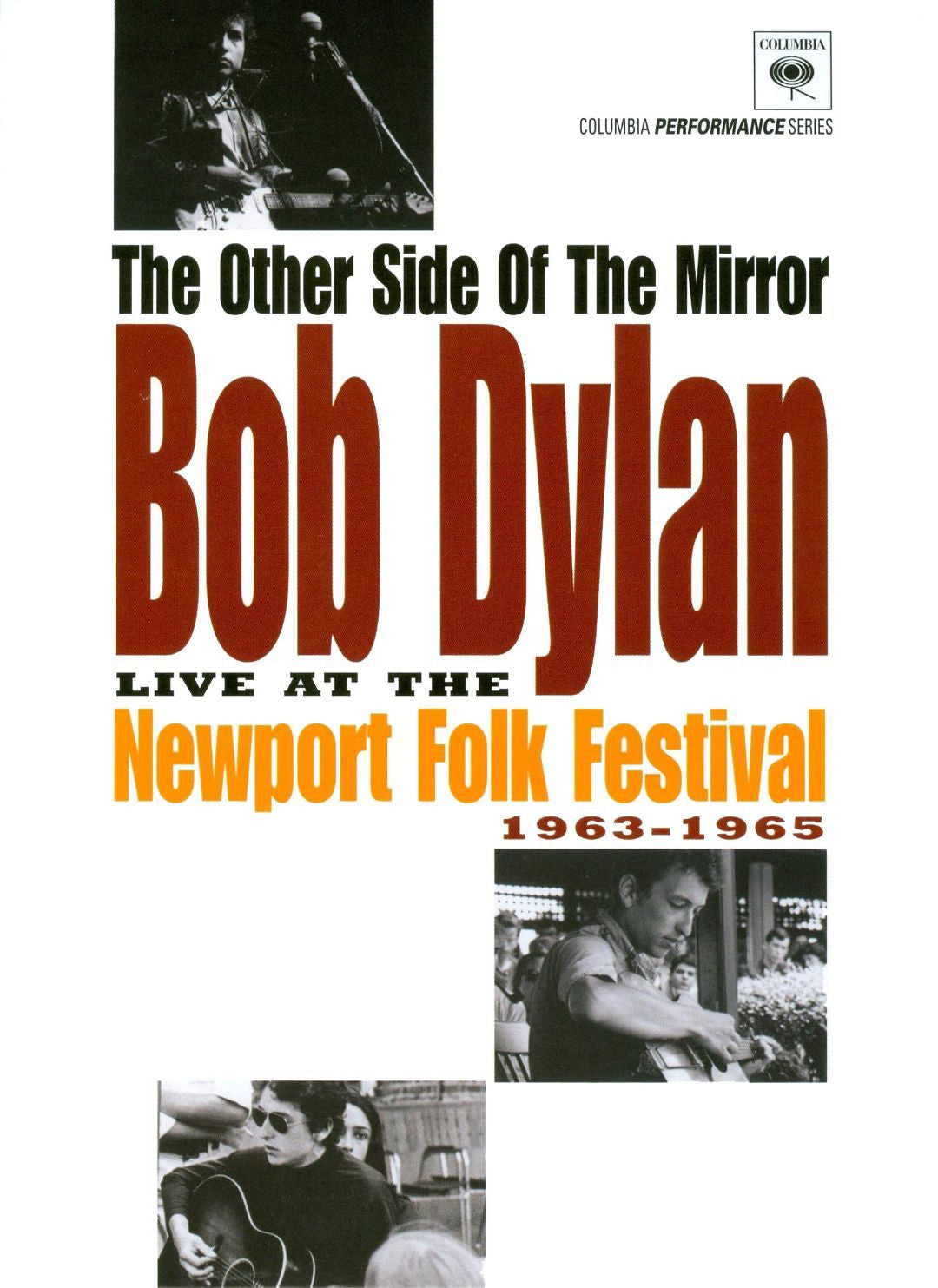DYLAN BOB-THE OTHER SIDE OF THE MIRROR DVD VG