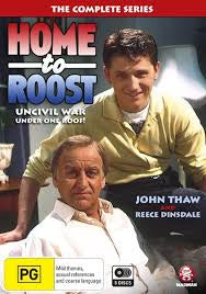 HOME TO ROOST- COMPLETE SERIES 5DVD G