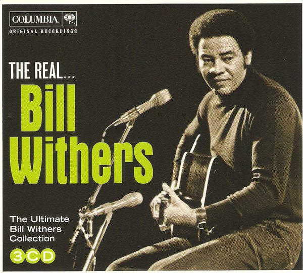 WITHERS BILL-THE REAL BILL WITHERS 3CD NM